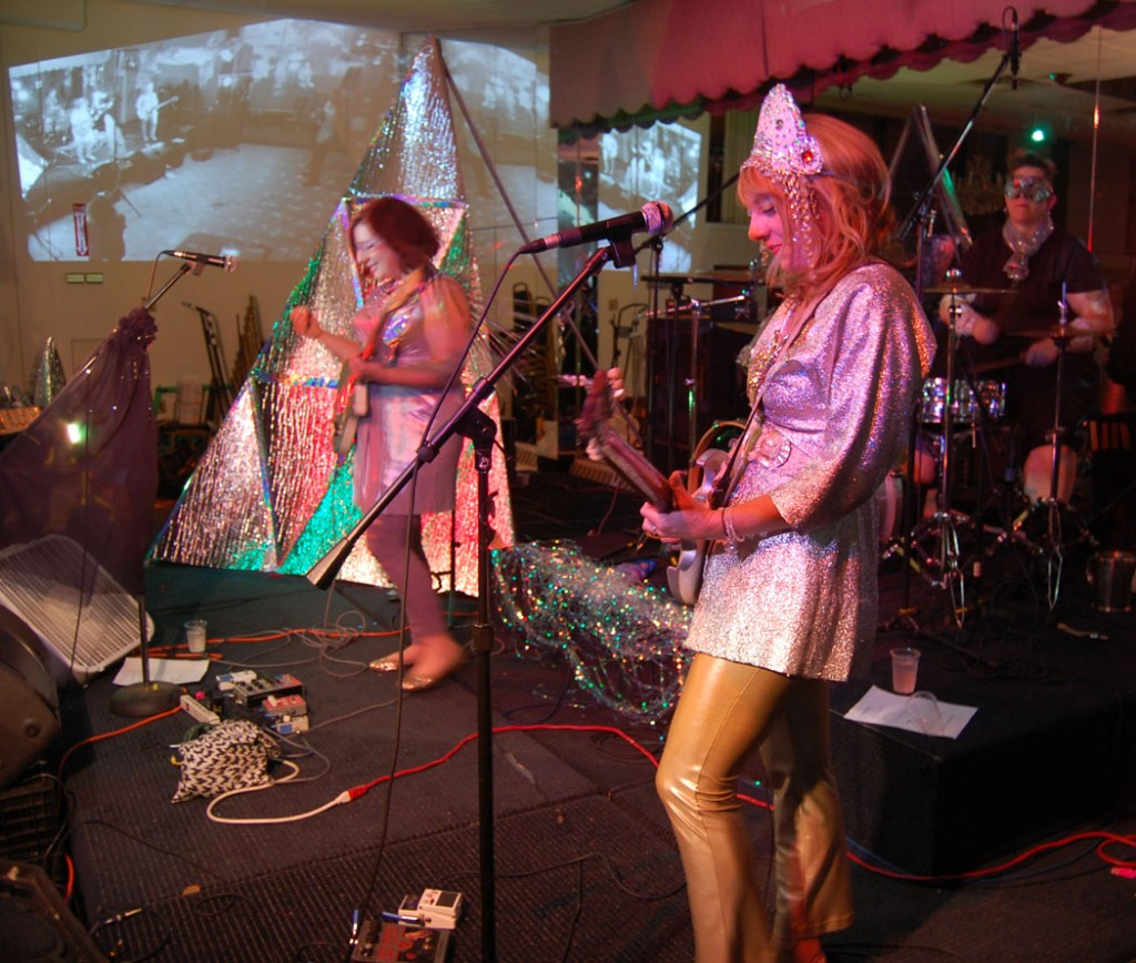 "Shepherdess performs at ""Map of Monsters"" at Once, Somerville, Oct. 17, 2014. (@Greg Cook)"