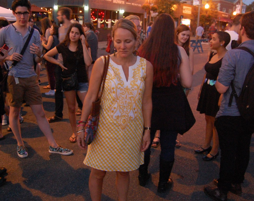 Rachel Strutt, cultural director of the Somerville Arts Council.