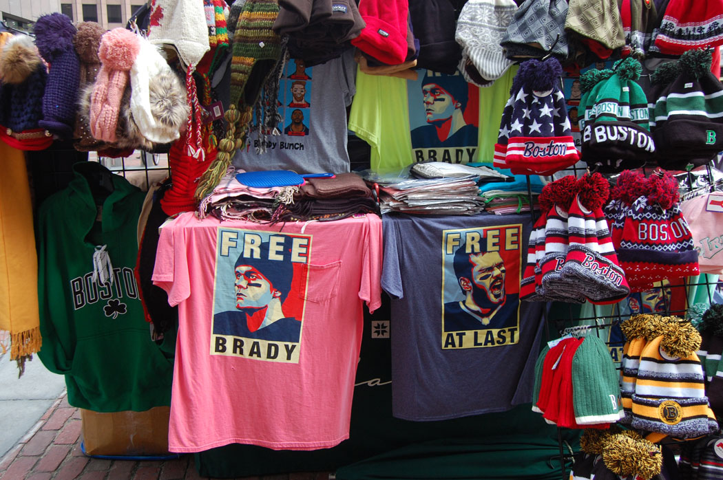 Free Brady. (Greg Cook)