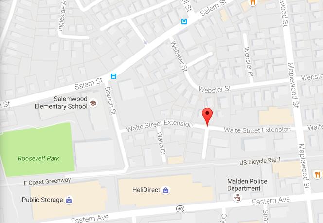Waite Street Extension in Malden, Mass.
