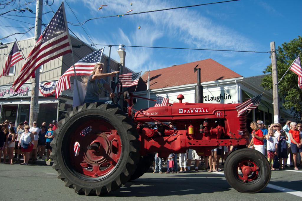The 2017 Beverly Farms Horribles Parade (Greg Cook)
