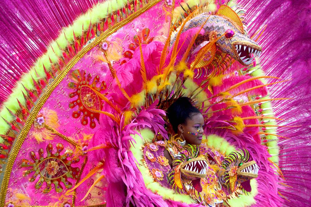 Cambridge Carnival Parade, Sept. 10, 2017. (Greg Cook)
