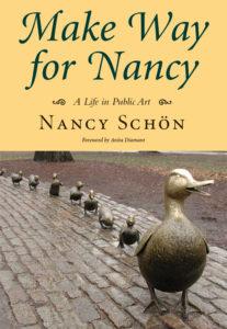 "Nancy Schön's memoir ""Make Way for Nancy."" (Courtesy)"