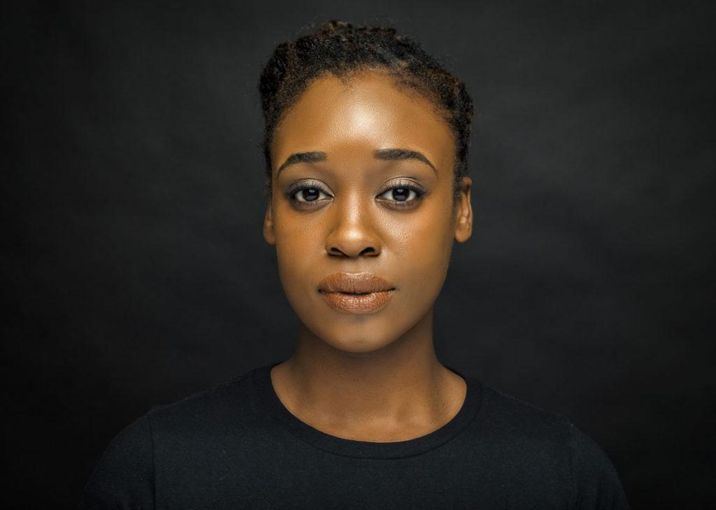 """Valerie Anselme's """"Faces of Haiti Project."""" (Courtesy Valerie Anselme)"""
