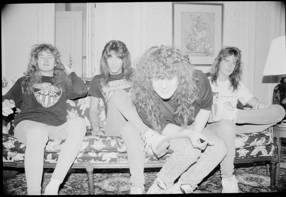 JJ Gonson's photo of Megadeth.