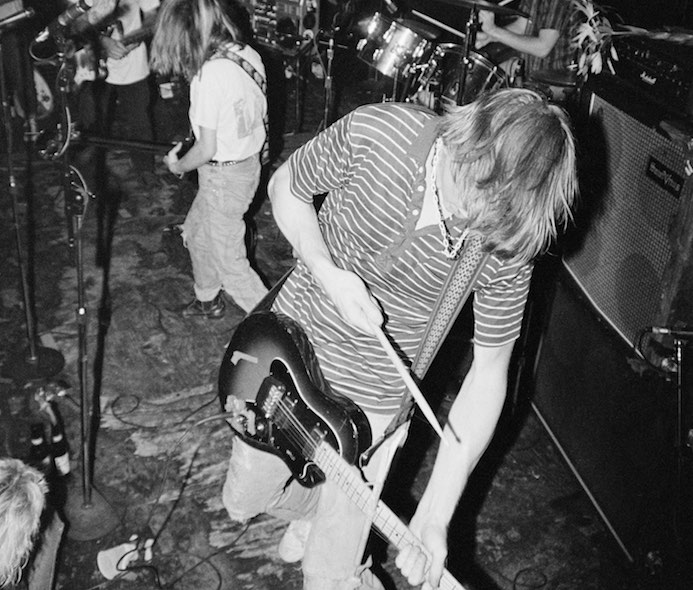 JJ Gonson's photo of Sonic Youth.