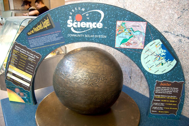 Have You Seen Jupiter At South Station? Have You Seen Uranus