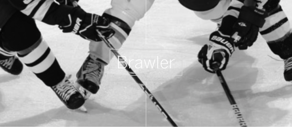 """""""Brawler"""" by Boston Playwrights Theatre. (Courtesy)"""