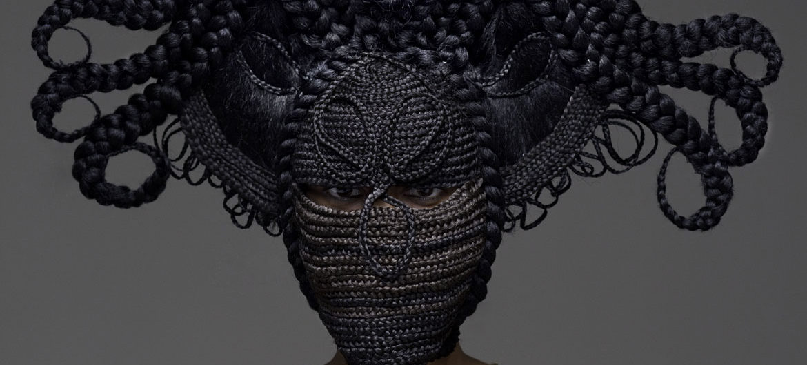 """Delphine Diallo. """"Highness – Hybrid 5 (Collaboration with Joanne Petit-Frére),"""" 2011. (Courtesy of the artist)"""