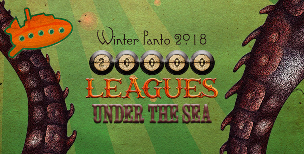 """""""20,000 Leagues Under The Sea"""" by Imaginary Beasts. (Courtesy)"""