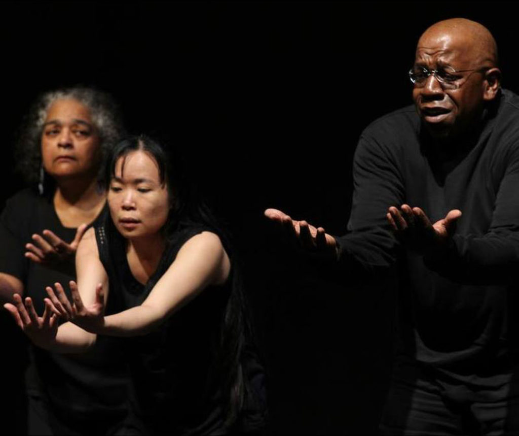 """""""Playback Theater for People of Color"""" by True Story Theater. (Courtesy)"""
