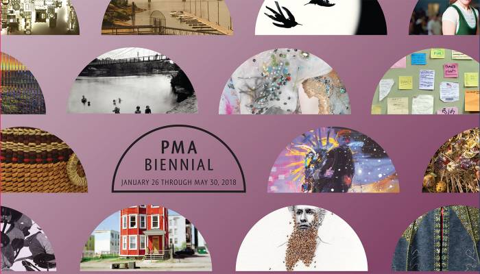 The 2018 Portland Museum of Art Biennial