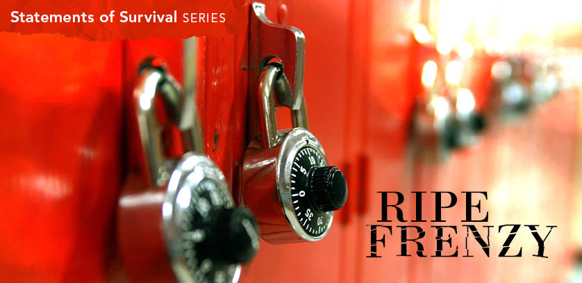 """""""Ripe Frenzy"""" by New Repertory Theatre. (Courtesy)"""
