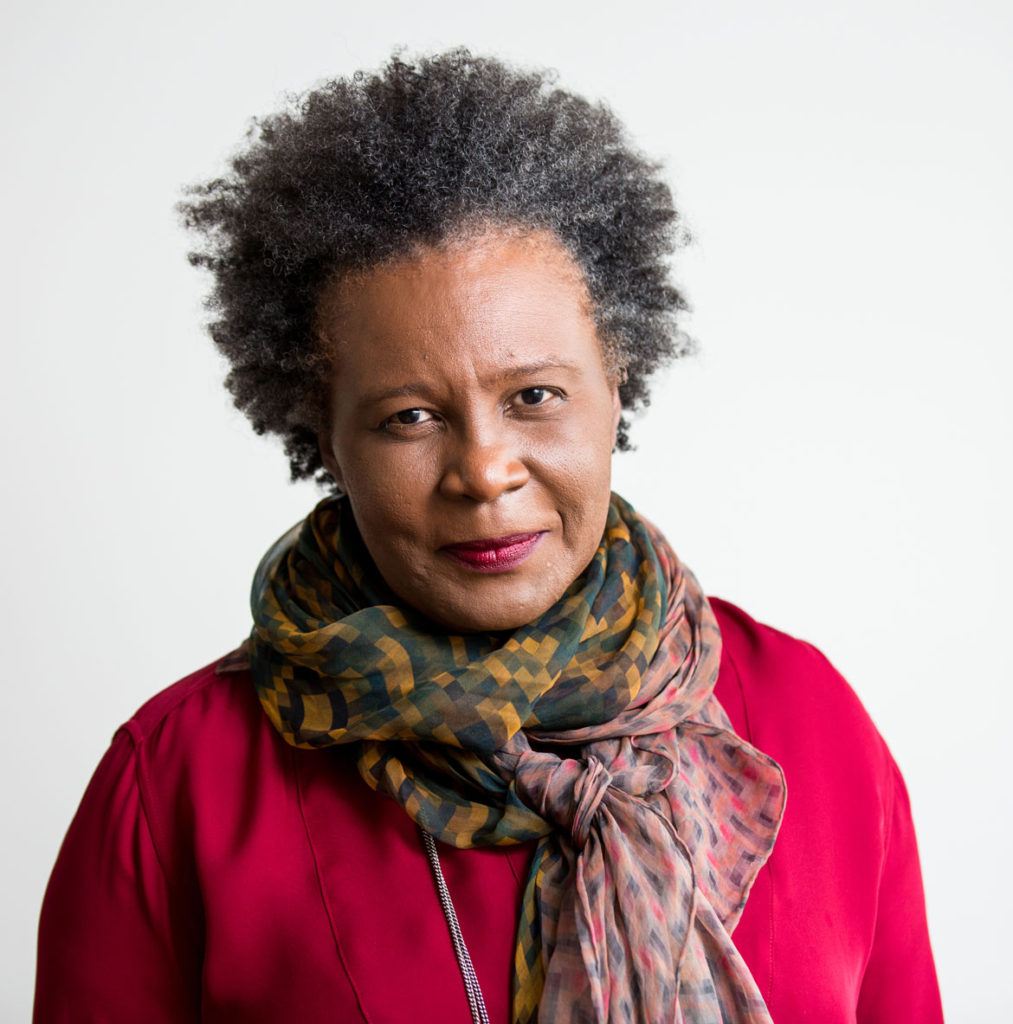 """Claudia Rankine, author of """"The White Card"""" by ArtsEmerson and American Repertory Theater. (Courtesy)"""