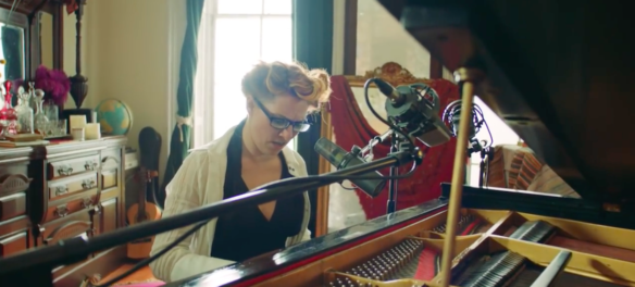 "Amanda Palmer sings ""Judy Blume."" (Directed by Jason Webley)"