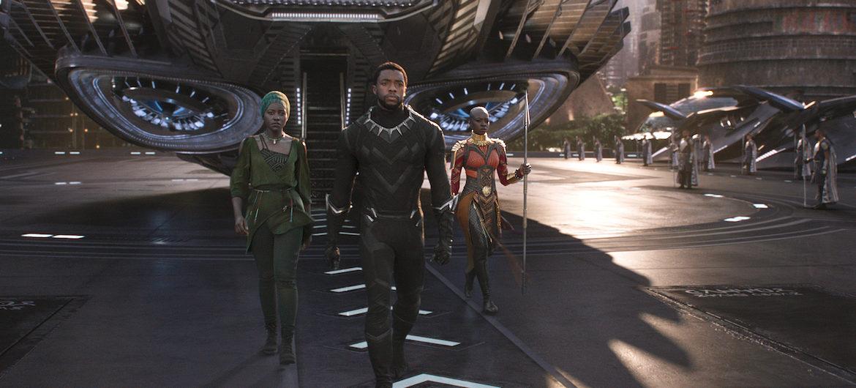 "Director Ryan Coogler's ""Black Panther"" movie. (Courtesy of Marvel Studios)"