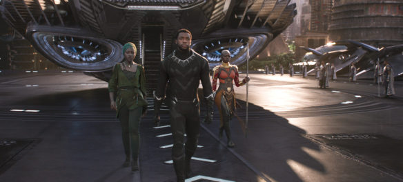 "Director Ryan Coogler's ""Black Panther"" movie. (Courtesy of Marvel Studios)"