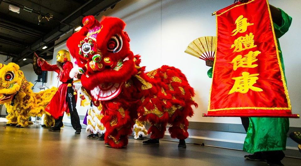 Lunar New Year Celebration at Boston Chinatown Neighborhood Center Pao Arts Center, Boston. (Courtesy)