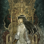"""Monstress"" by Marjorie Liu and artist Sana Takeda. (Image Comics)"
