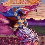 """""""PrinceLess"""" written by Jeremy Whitley. (Action Lab Entertainment)"""