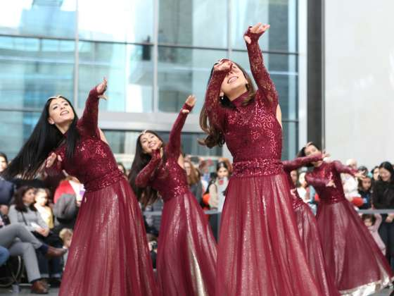Nowruz 2018: The Persian New Year Festival at Museum of Fine Arts, Boston. (Courtesy)
