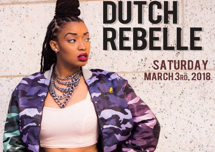 Dutch ReBelle at Lilypad, Cambridge, March 3, 2018.
