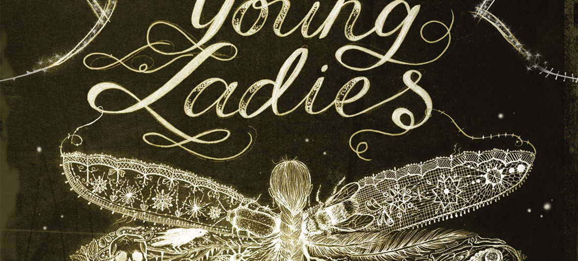 "Kelly Barnhill's 2018 book ""Dreadful Young Ladies and Other Stories."""