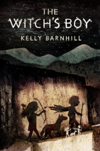 "Kelly Barnhill's 2014 young adult novel ""The Witch's Boy."""