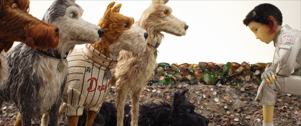 "Wes Anderson's film ""Isle of Dogs."" (Fox Searchlight)"