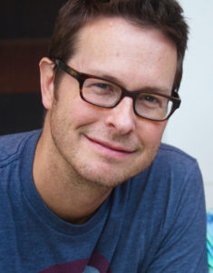 Scott Magoon. (Courtesy Candlewick Press)