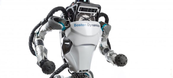 Atlas From Boston Dynamics.