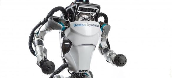 Atlas From Boston Dynamics.