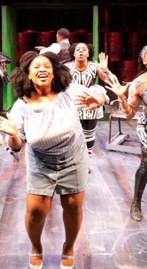 """The Wiz"" by Lyric Stage Company of Boston. (Courtesy)"