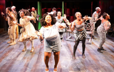 """The Wiz"" by Lyric Stage Company of Boston. (Courtesy)"
