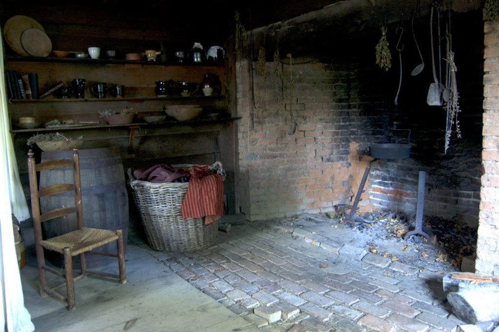 Pioneer Village: Salem in 1630, Sept. 1, 2017. (Greg Cook)