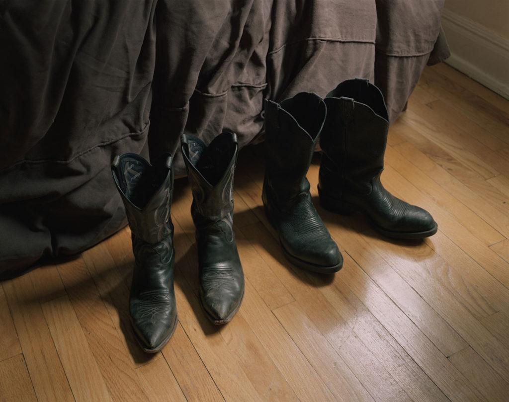 """Jess T. Dugan, """"Boots,"""" 2013."""