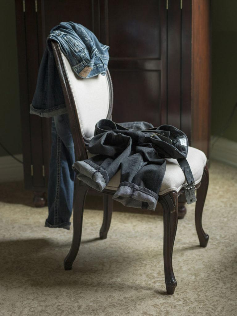 """Jess T. Dugan, """"Jeans,"""" 2014."""