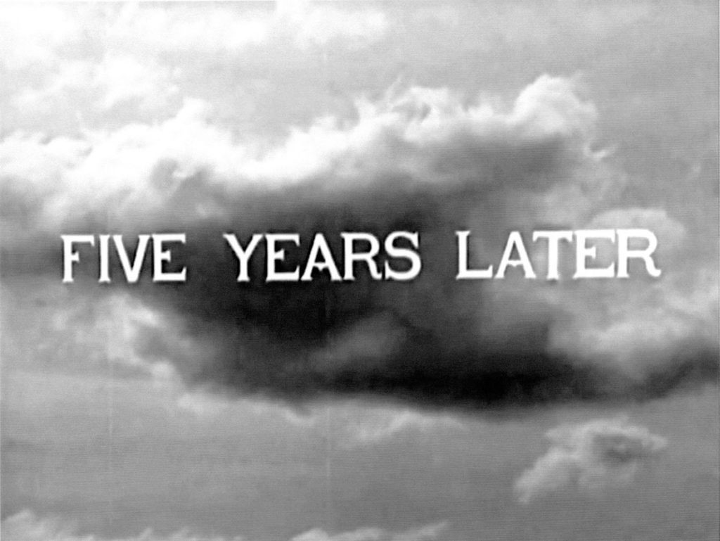 "Suara Welitoff, ""Five years later,"" 2013, continuously looping video (silent). (Courtesy)"