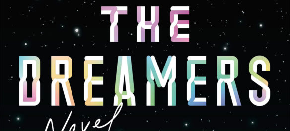 """The Dreamers"" by Karen Thompson Walker. (Random House)"