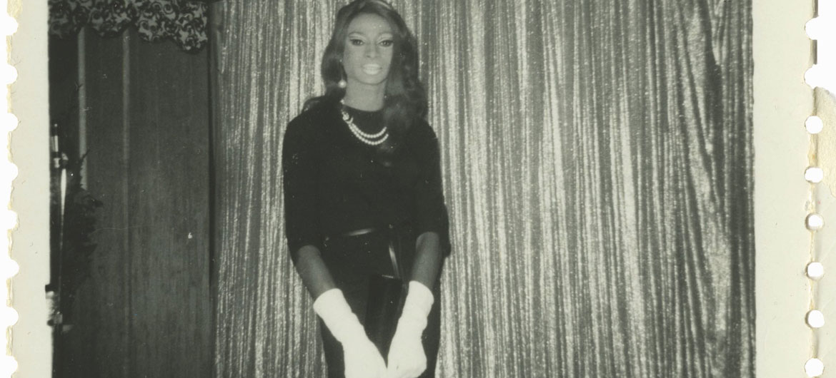 Jackie Shane, 1967. (Numero Group)