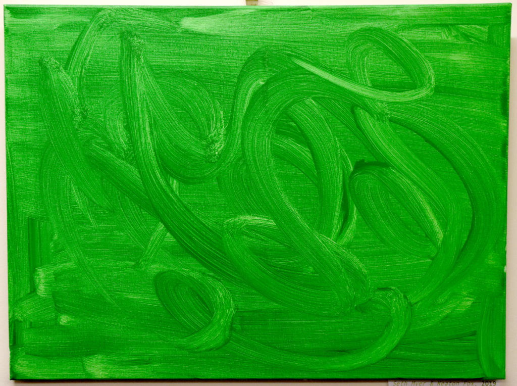 "Keaton Fox's ""Green Screen Dreams"" at Cambridge Community Television."