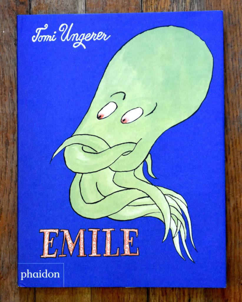 "Tomi Ungerer's charming 1960 kids book ""Emile."" (Courtesy Phaidon)"