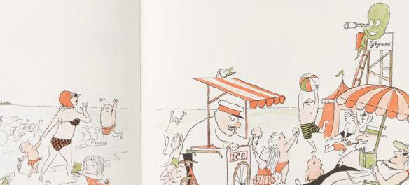 """Tomi Ungerer's 1960 book """"Emile."""" (Courtesy Phaidon)"""