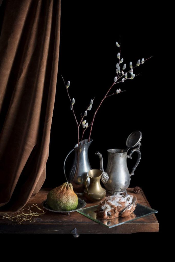 """Kimberly Witham, """"Melancholia,"""" 2017. (Courtesy Gallery Kayafas)"""