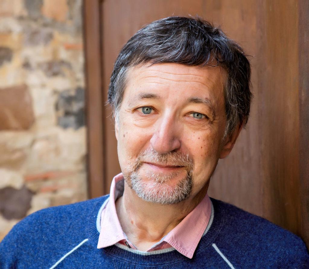Guy Gabriel Kay. (Photo: Ted Davis)