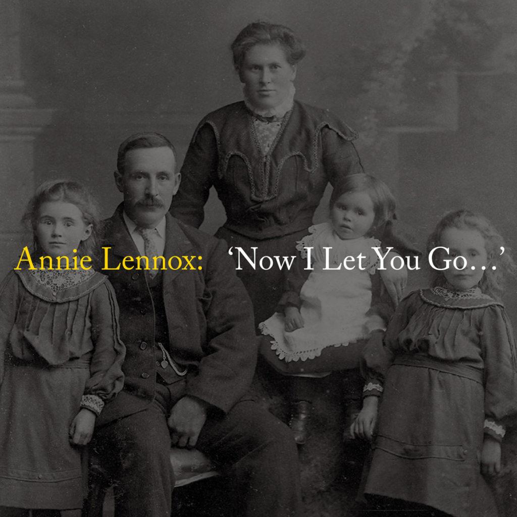 """Annie Lennox """"Now I Let You Go…,"""" for Mass MoCA."""