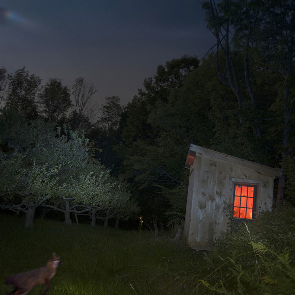 "Kay Kenny ""Orchard House,"" 2013, photo. (Griffin Museum of Photography)"