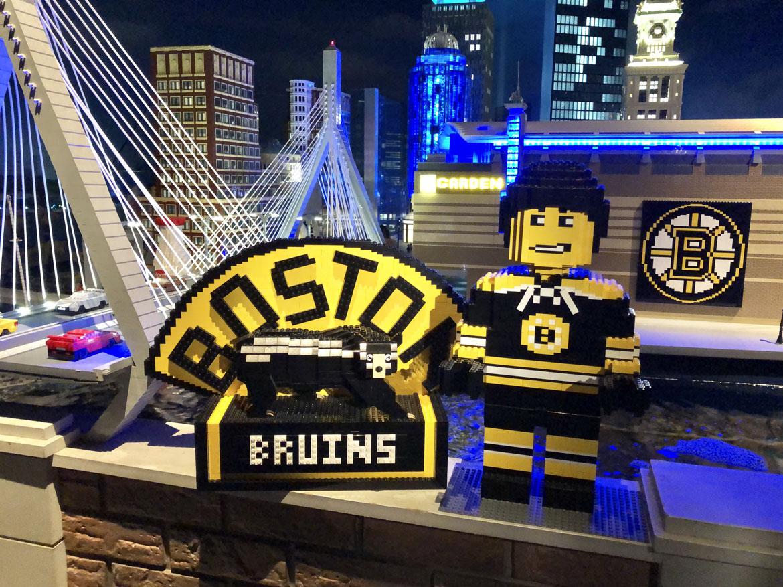 A Teeny Tiny Bruins V Blues Hockey Championship At