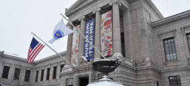 Museum of Fine Arts Boston, Jan. 30, 2018. (Greg Cook)