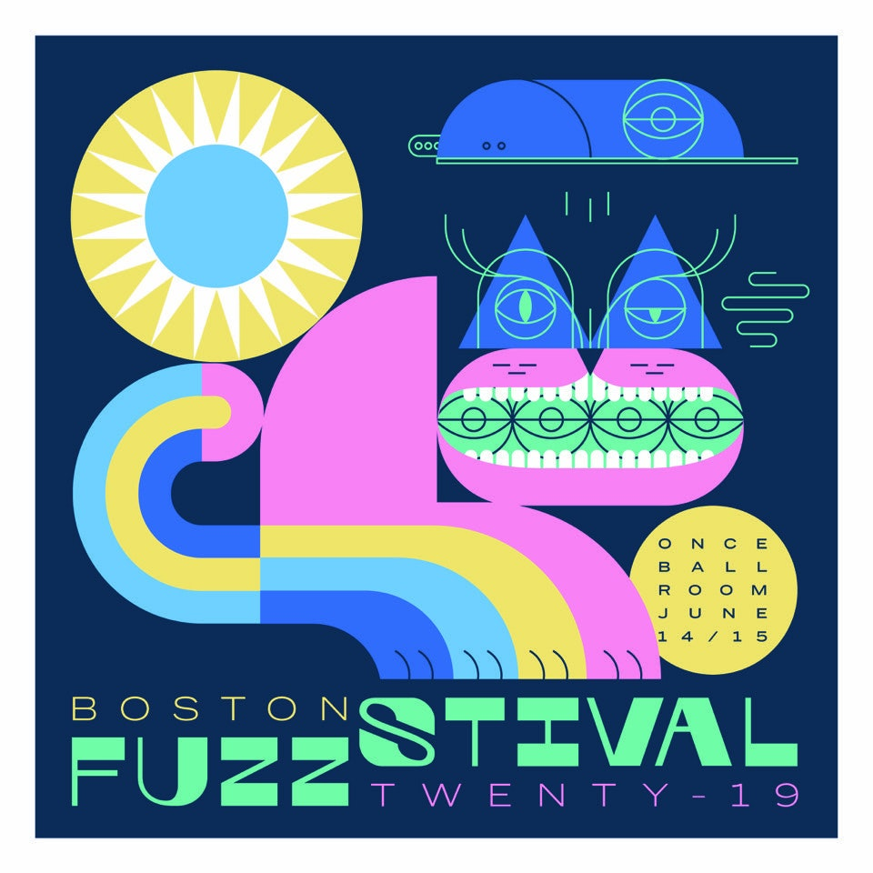 Boston Fuzzstival 2019